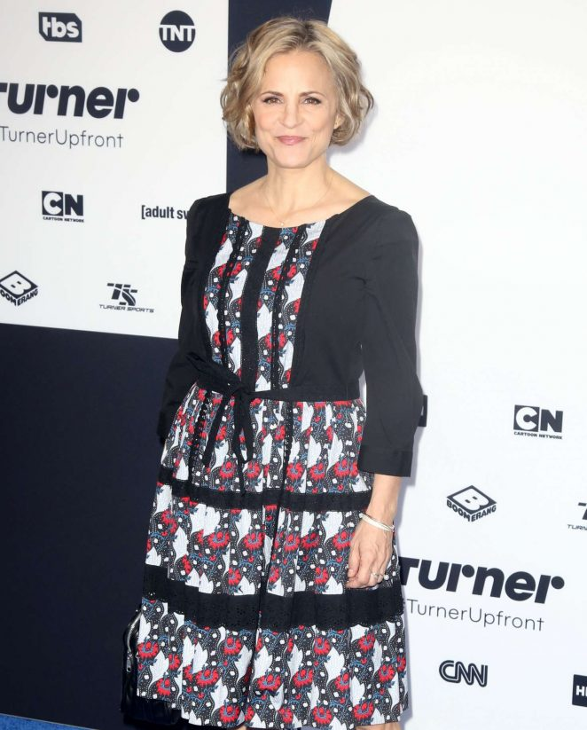 Amy Sedaris - Turner Upfront Presentation in New York