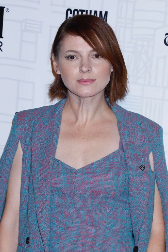 Amy Seimetz - 28th Annual Gotham Independent Film Awards in NY