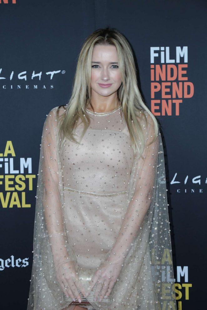 Amy Shiels - 'Nomis' Premiere at 2018 LA Film Festival