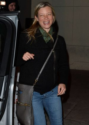 Amy Smart at Craig's in West Hollwood