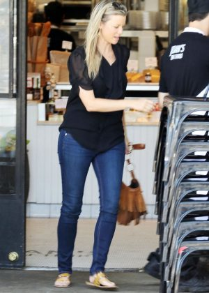 Amy Smart at Joan's On Third in Studio City