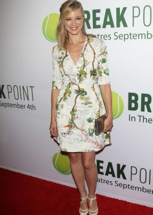 Amy Smart - 'Break Point' Premiere in Hollywood
