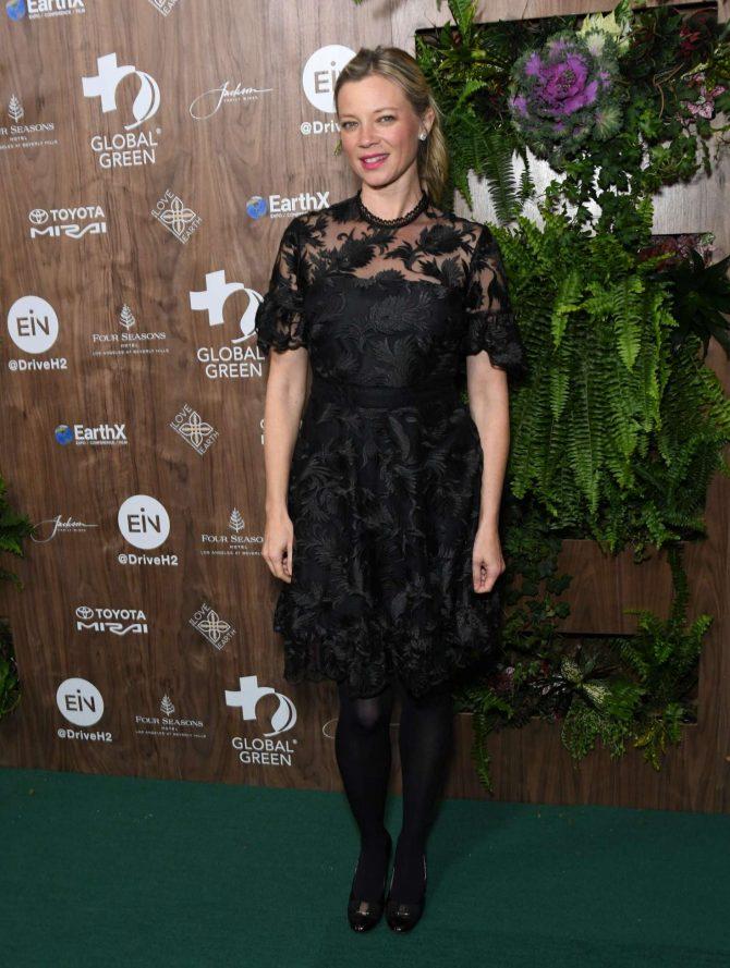 Amy Smart - Global Green 2019 Pre-Oscar Gala in Los Angeles