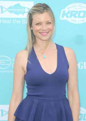Amy Smart - Heal The Bay Event in Santa Monica