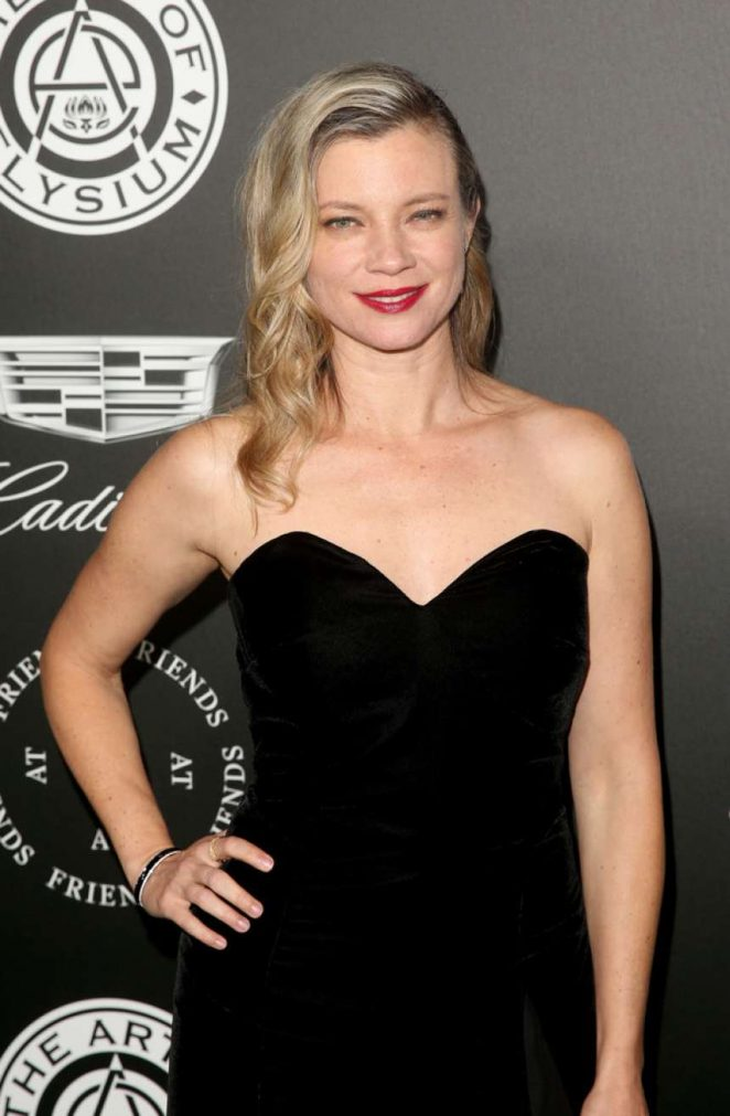 Amy Smart - The Art of Elysium 11th Annual HEAVEN Gala in LA