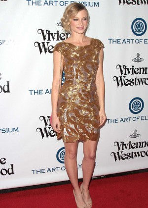 Amy Smart - The Art of Elysium 2016 HEAVEN Gala in Culver City