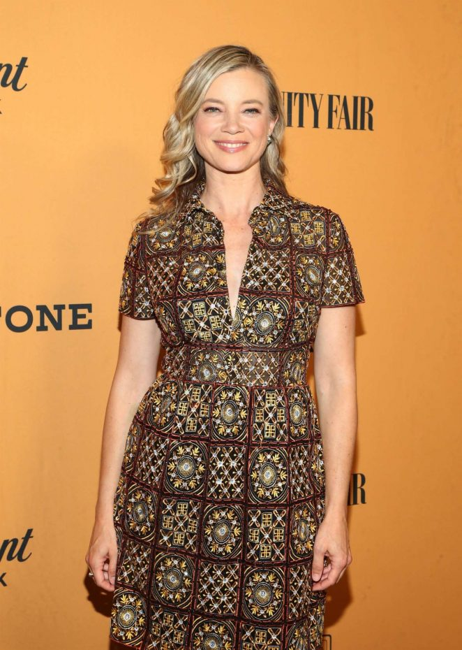 Amy Smart - 'Yellowstone' TV Show Premiere in Los Angeles