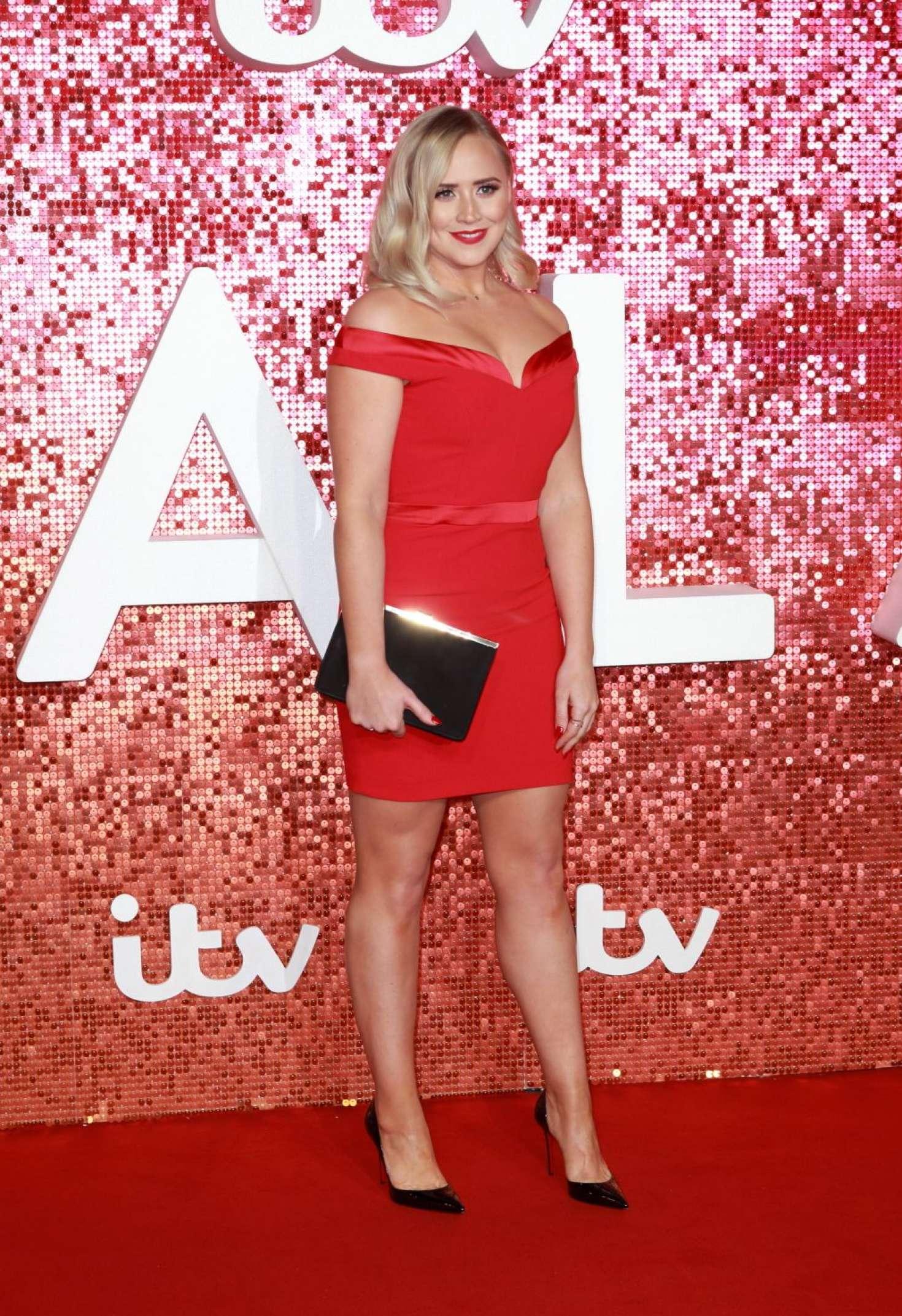 Amy Walsh 2017 : Amy Walsh: 2017 ITV Gala Ball -02