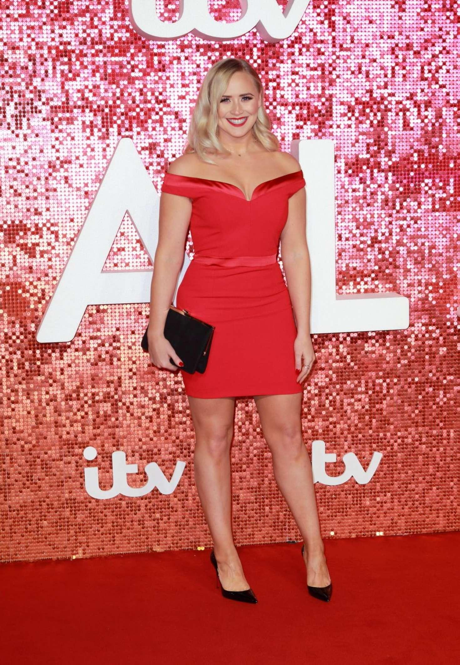 Amy Walsh 2017 : Amy Walsh: 2017 ITV Gala Ball -06