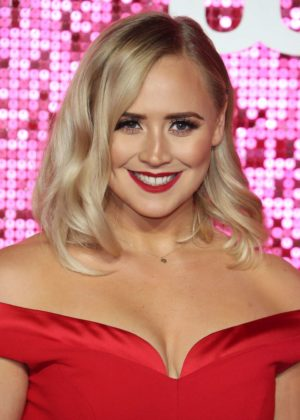 Amy Walsh - 2017 ITV Gala Ball in London