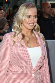 Amy Walsh - Big the Musical Press Night in London