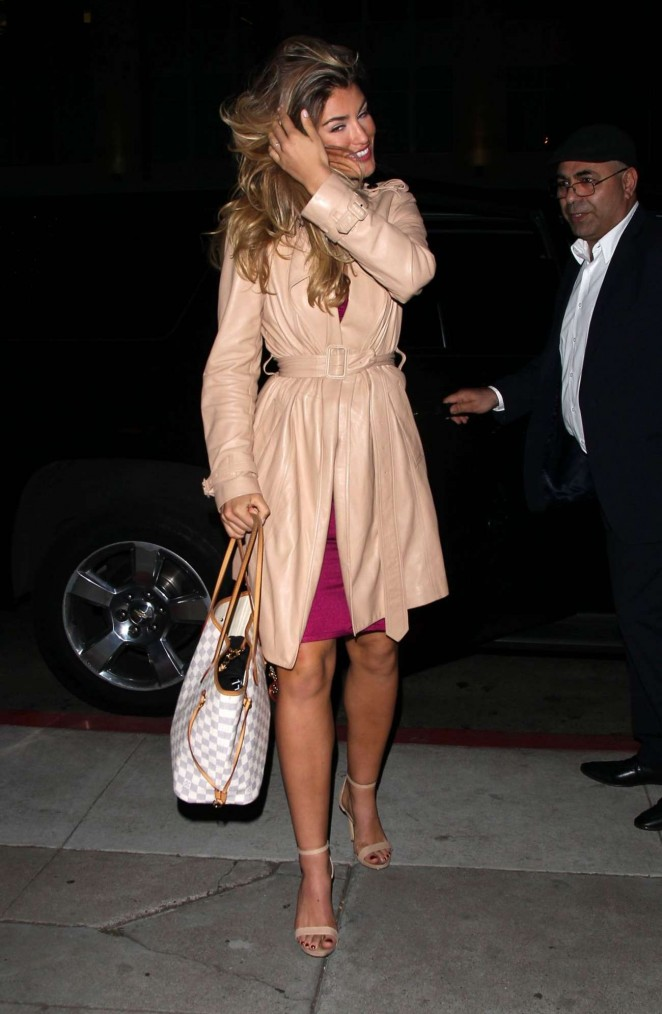 Amy Willerton and Paige Hathaway: Caulfields Bar in Beverly Hills -10