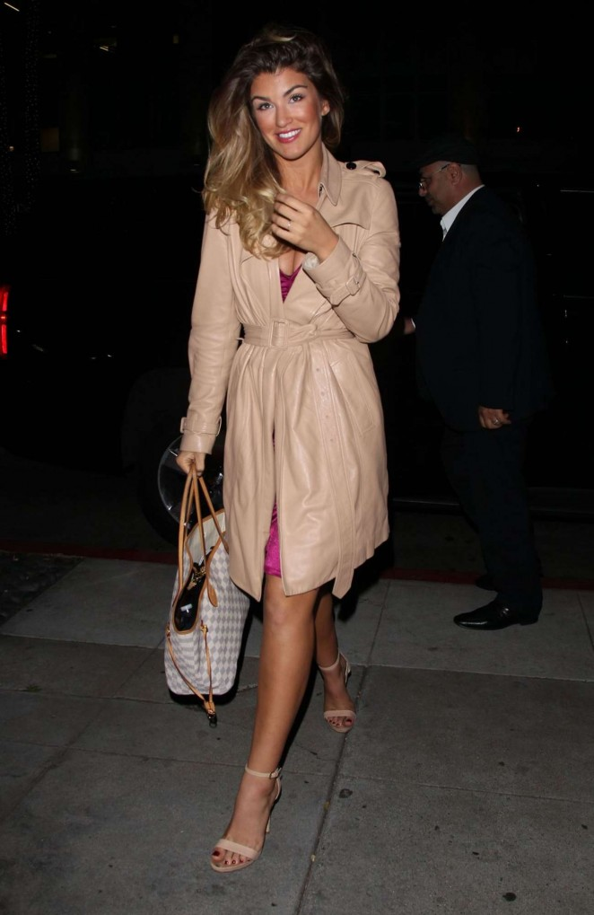 Amy Willerton and Paige Hathaway: Caulfields Bar in Beverly Hills -13