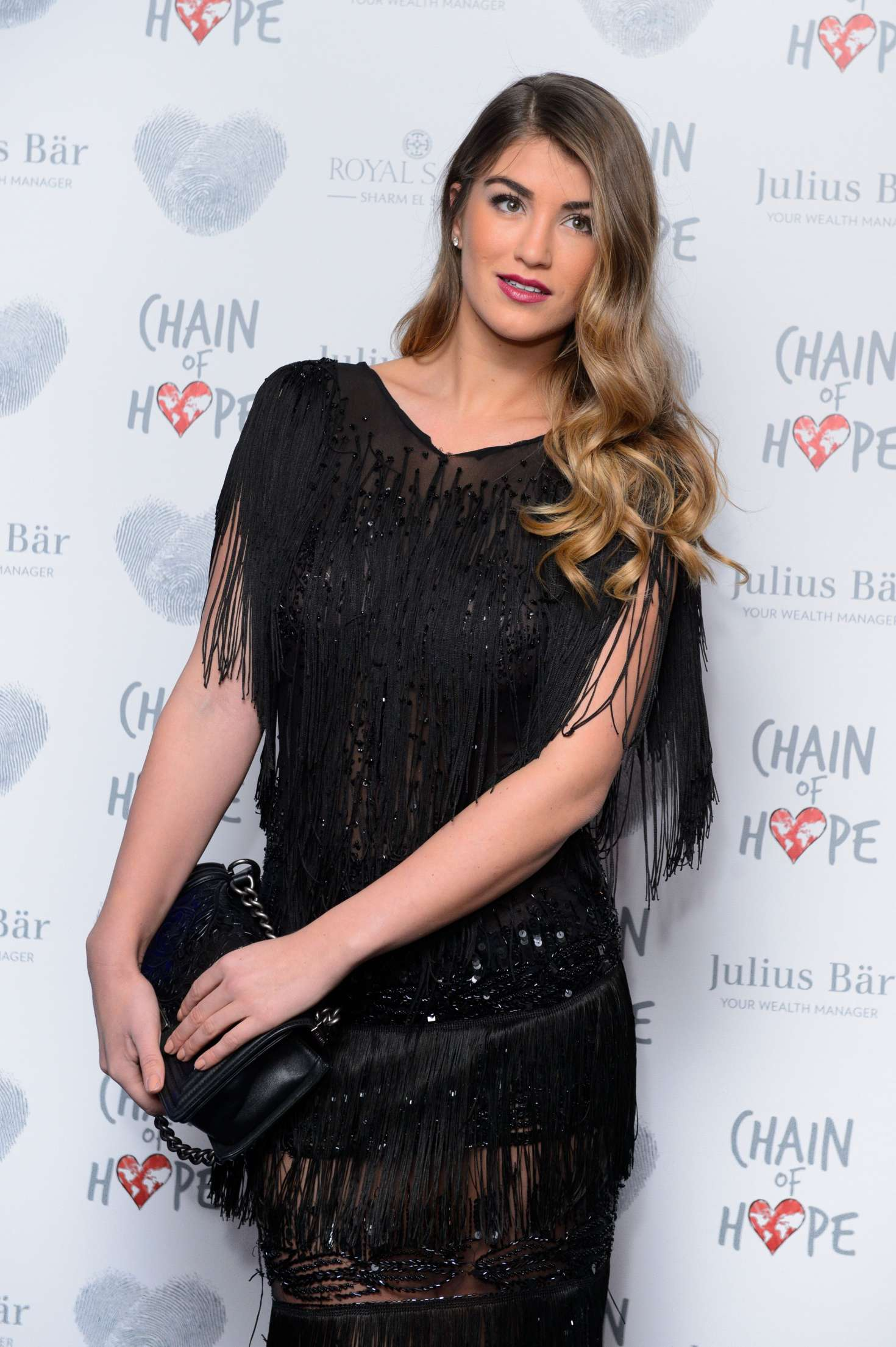 Amy Willerton 2016 : Amy Willerton: Chain Of Hope Annual Gala Ball 2016 -03