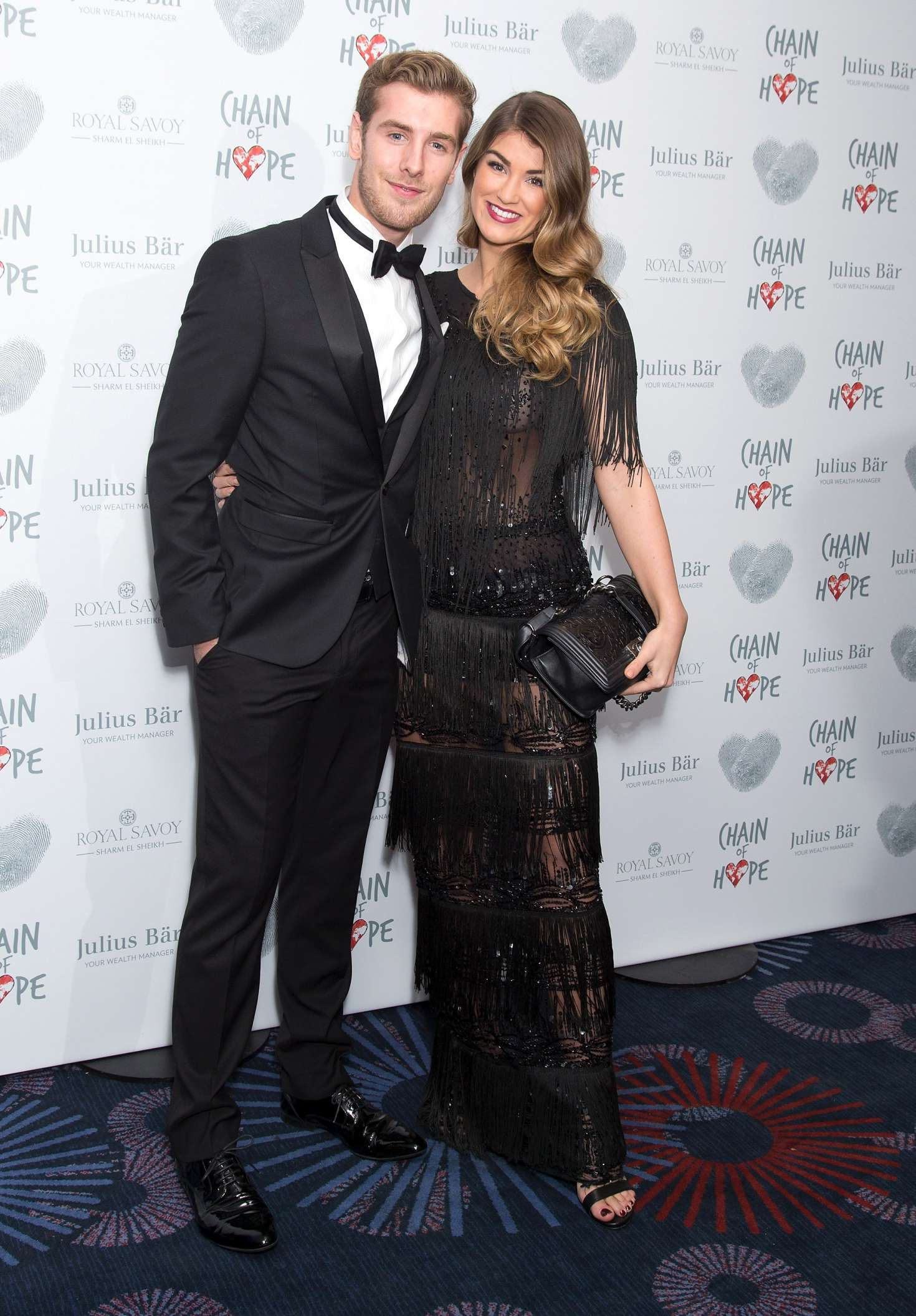 Amy Willerton 2016 : Amy Willerton: Chain Of Hope Annual Gala Ball 2016 -05
