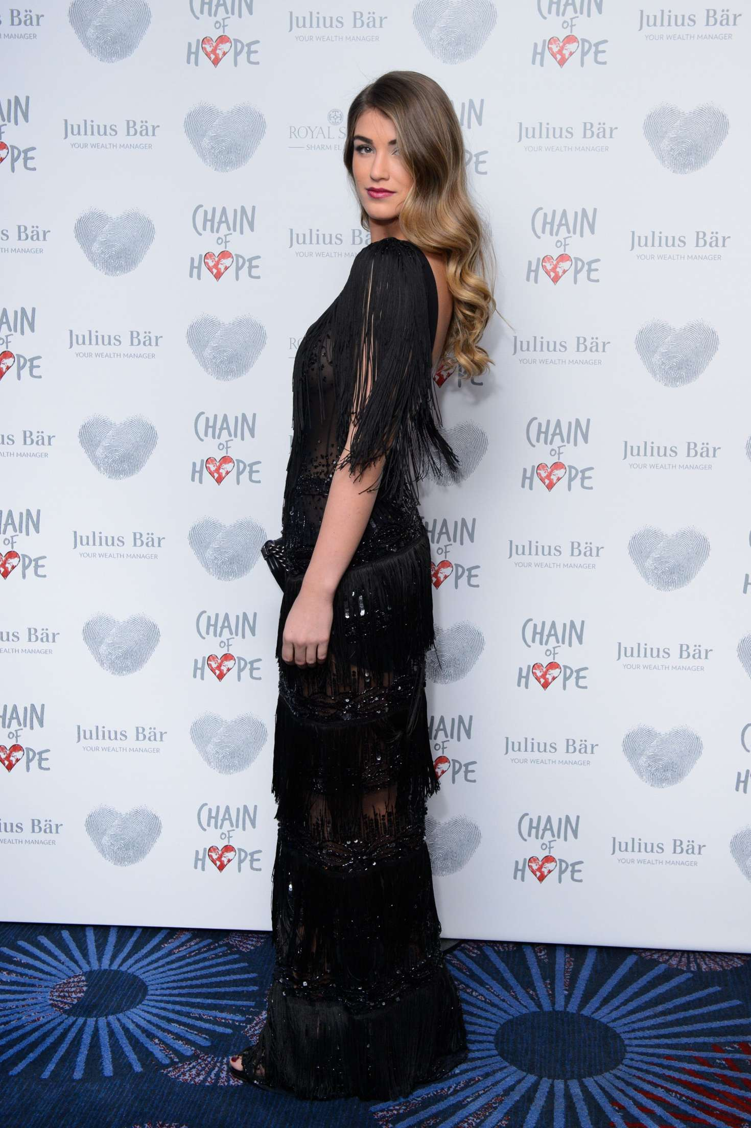 Amy Willerton 2016 : Amy Willerton: Chain Of Hope Annual Gala Ball 2016 -06