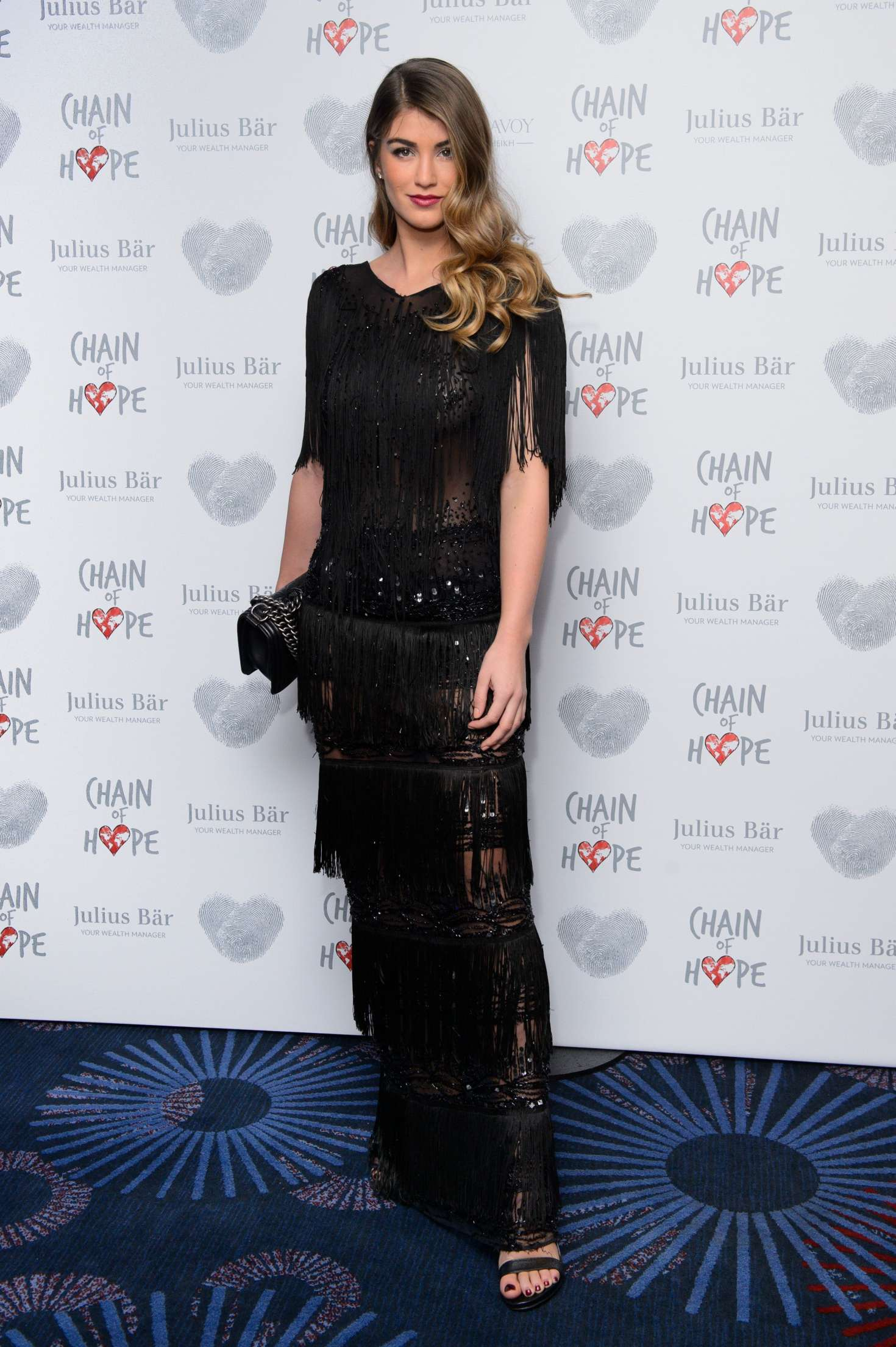 Amy Willerton 2016 : Amy Willerton: Chain Of Hope Annual Gala Ball 2016 -11
