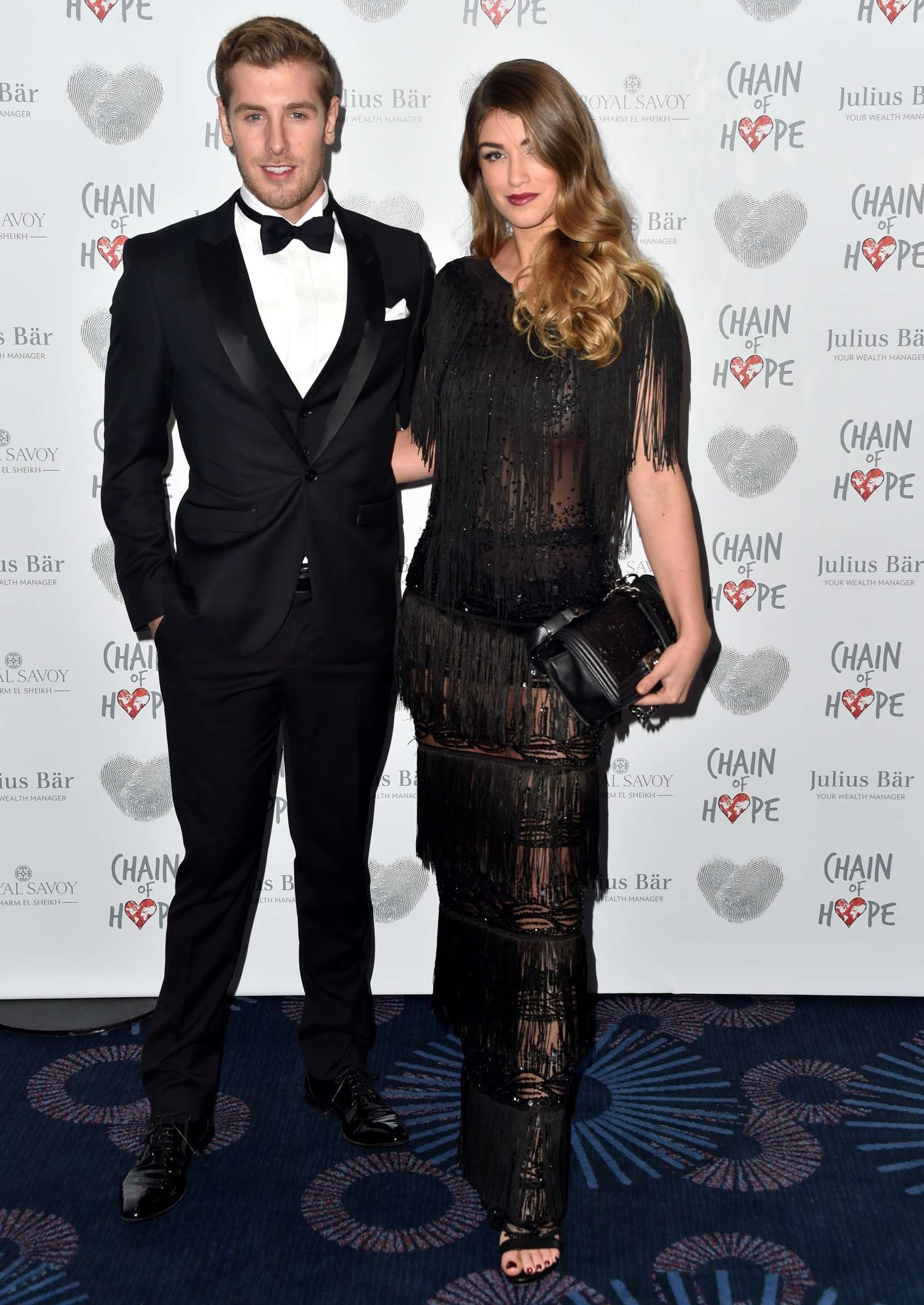 Amy Willerton 2016 : Amy Willerton: Chain Of Hope Annual Gala Ball 2016 -13
