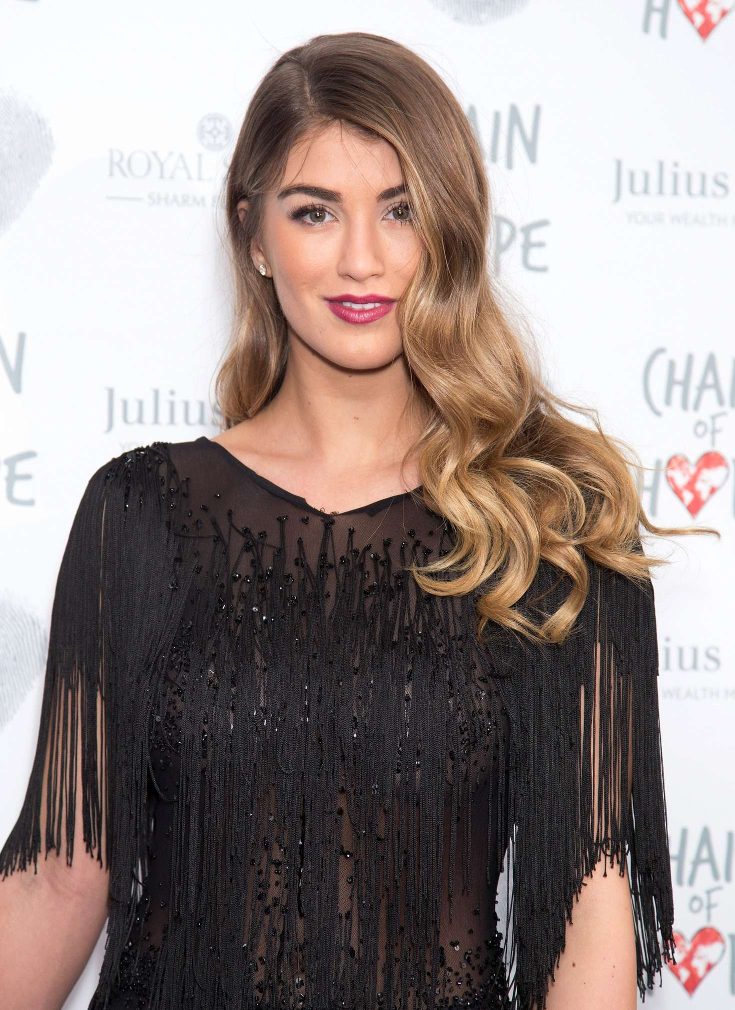 Amy Willerton 2016 : Amy Willerton: Chain Of Hope Annual Gala Ball 2016 -17