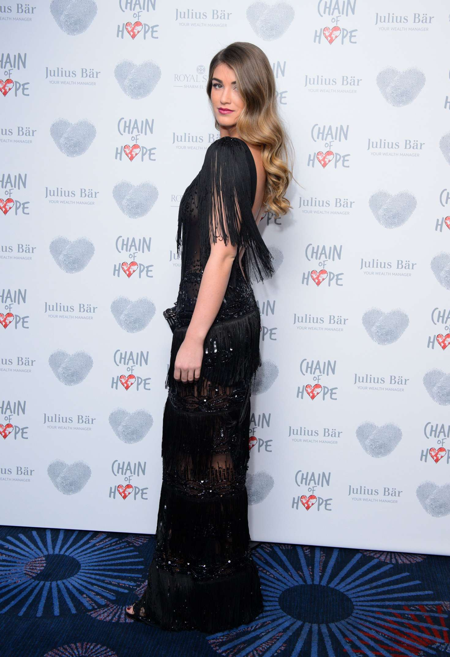 Amy Willerton 2016 : Amy Willerton: Chain Of Hope Annual Gala Ball 2016 -24