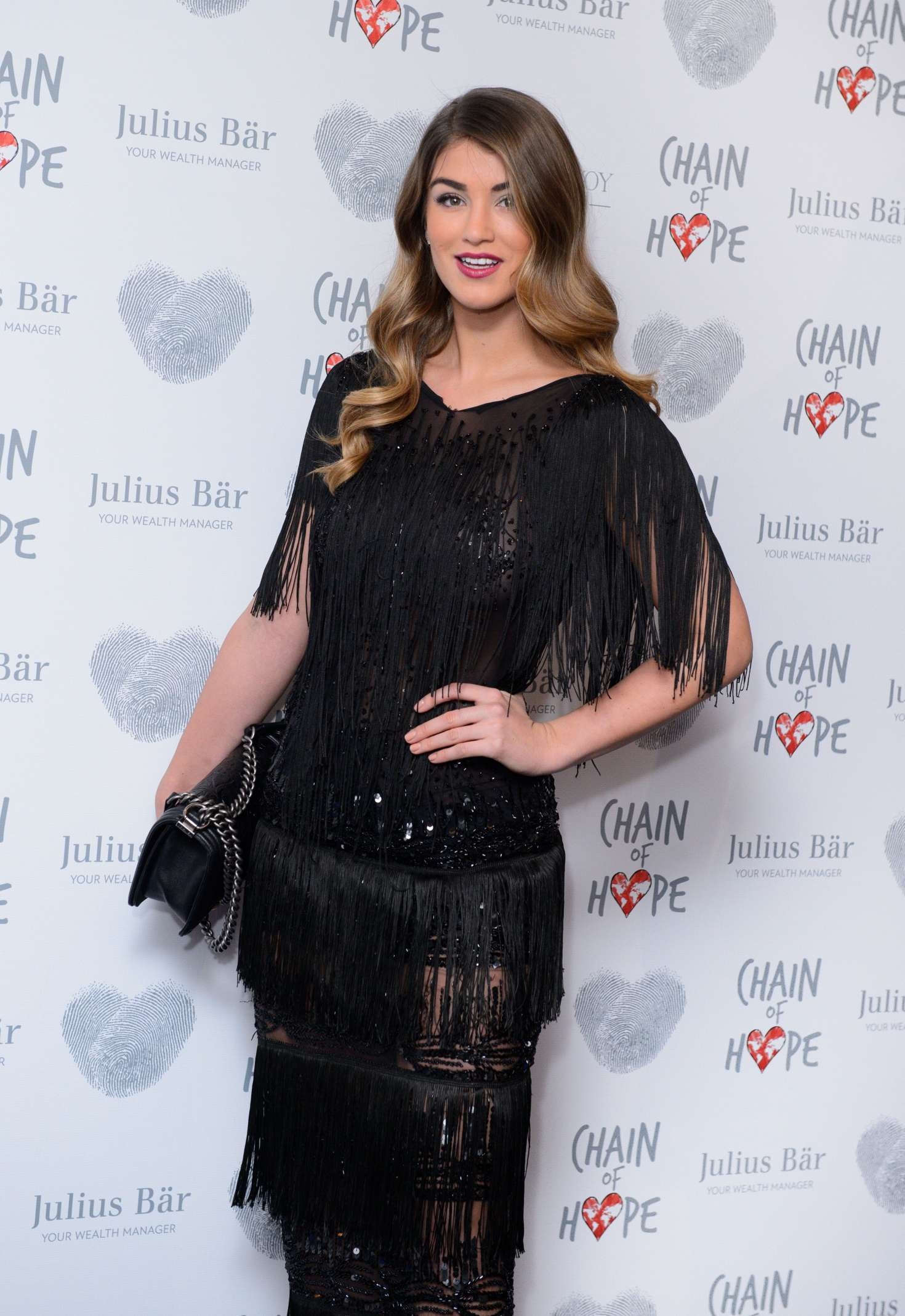 Amy Willerton 2016 : Amy Willerton: Chain Of Hope Annual Gala Ball 2016 -25