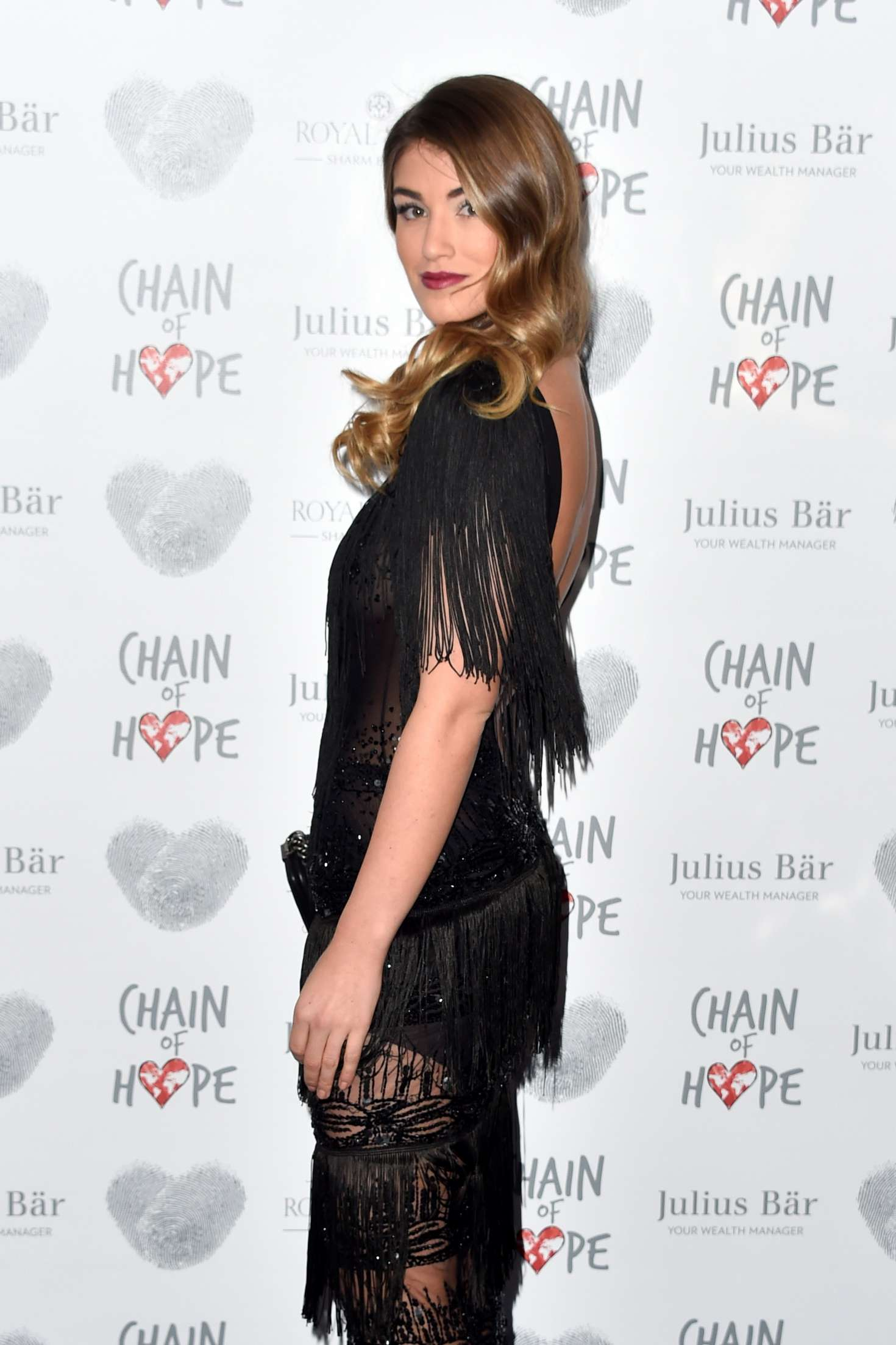 Amy Willerton 2016 : Amy Willerton: Chain Of Hope Annual Gala Ball 2016 -26
