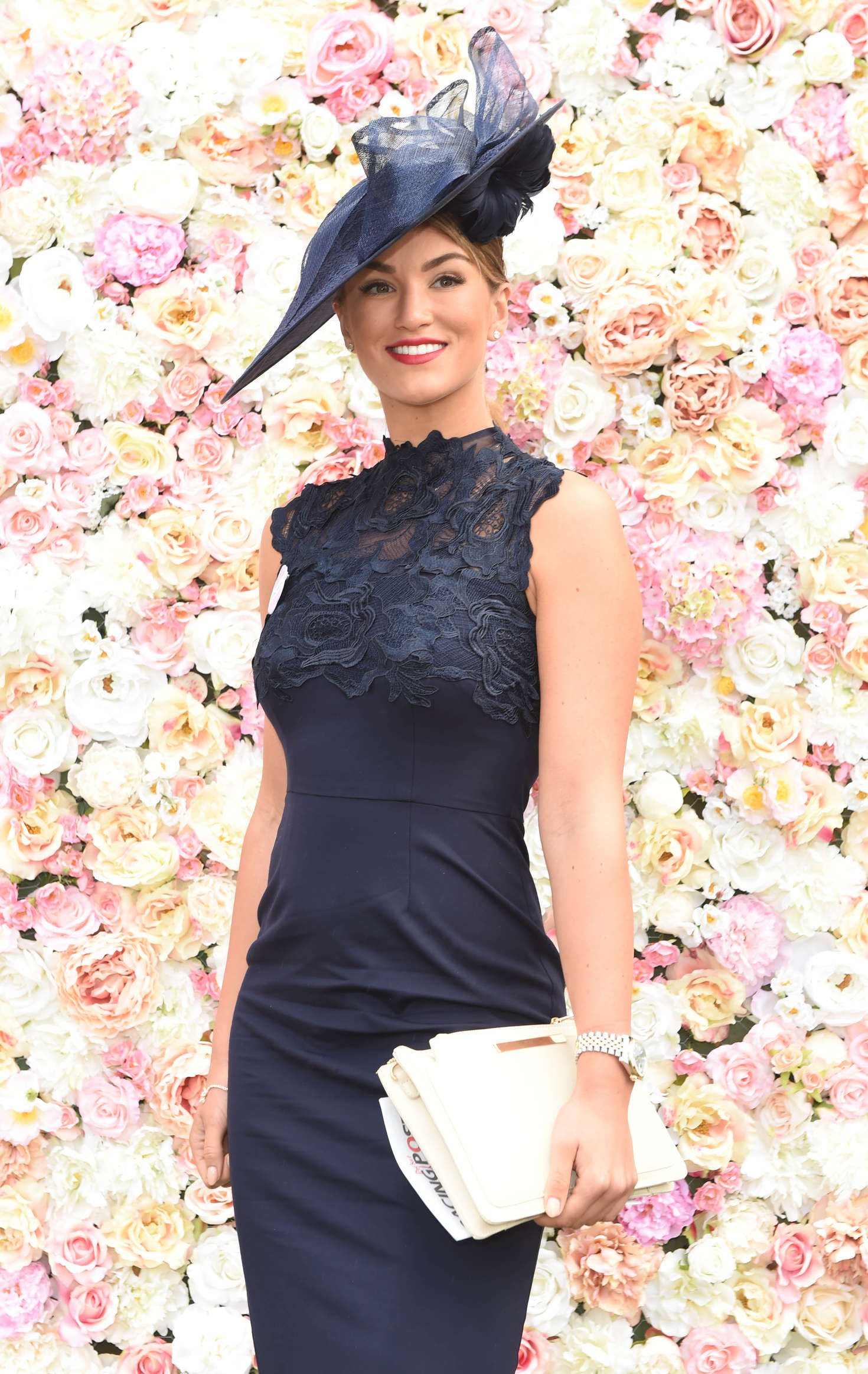 Amy Willerton 2016 : Amy Willerton: Day 1 of Royal Ascot at Ascot Racecourse -04