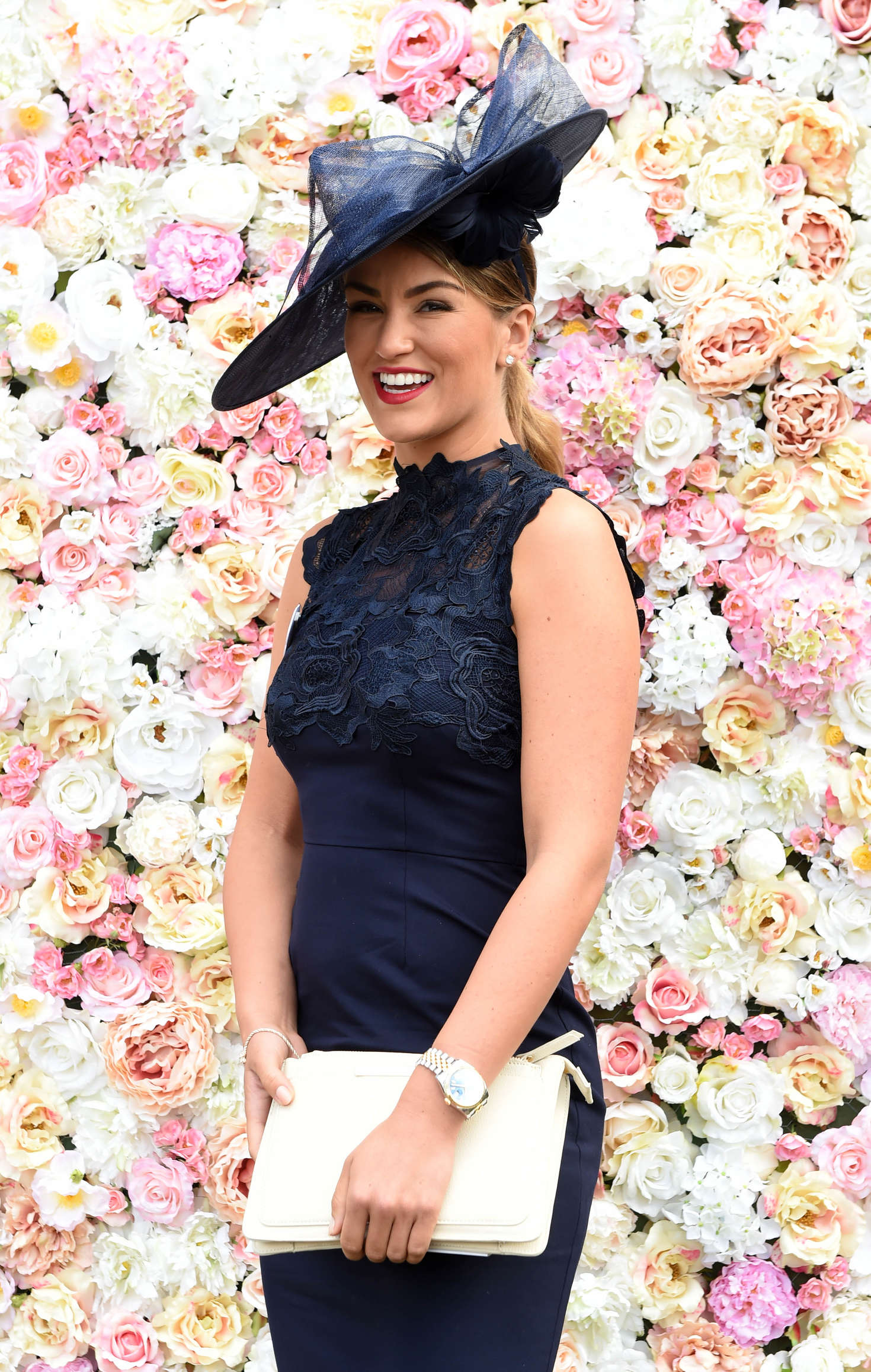 Amy Willerton 2016 : Amy Willerton: Day 1 of Royal Ascot at Ascot Racecourse -08