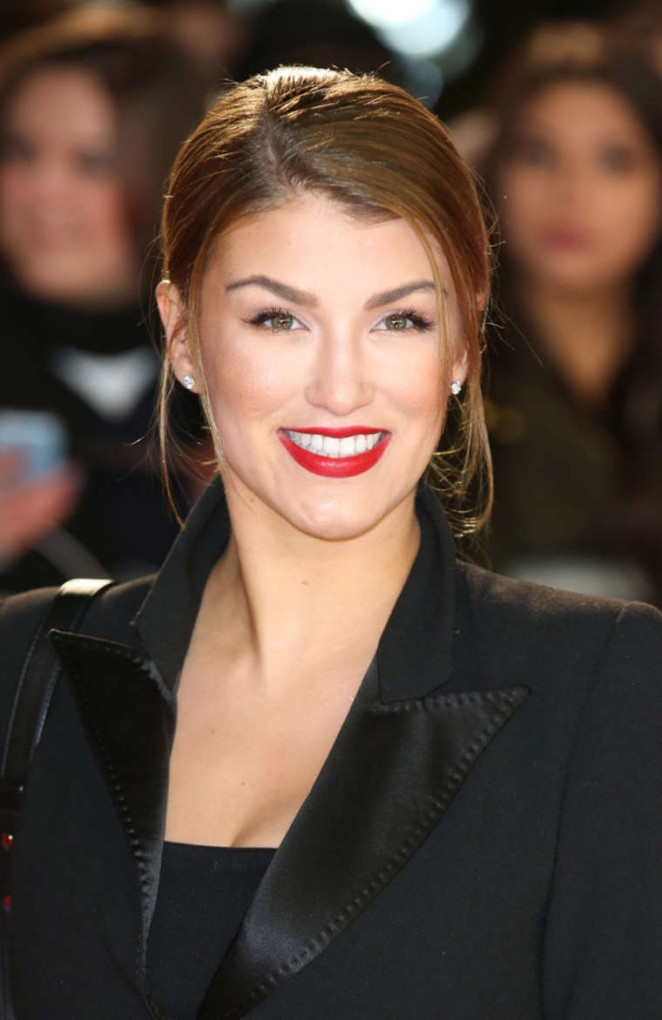 "Amy Willerton - ""Mortdecai"" Premiere in London"