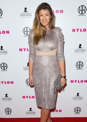 Amy Willerton - NYLON Magazine's Muses And Music Party in LA