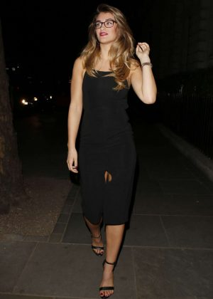 Amy Willerton - Specsaver's Spectacle Wearer of the Year Awards in London