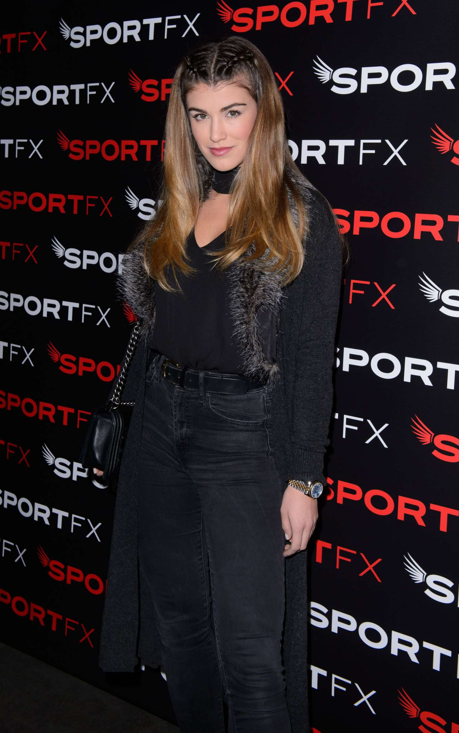 Amy Willerton - SPORTFX Cosmetic and Sports Launch Party in London