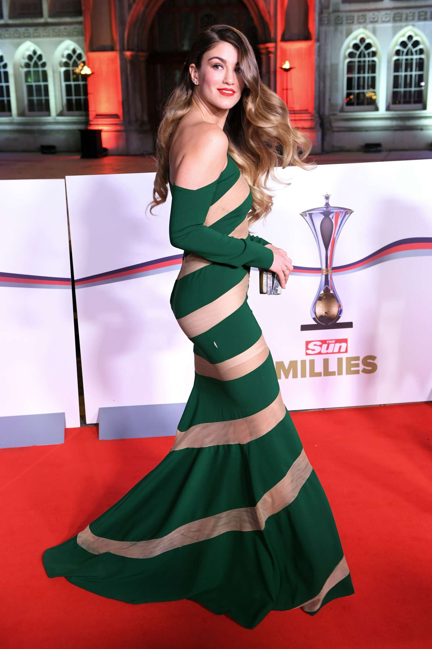 Amy Willerton 2016 : Amy Willerton: The Millies Guildhall in London -01