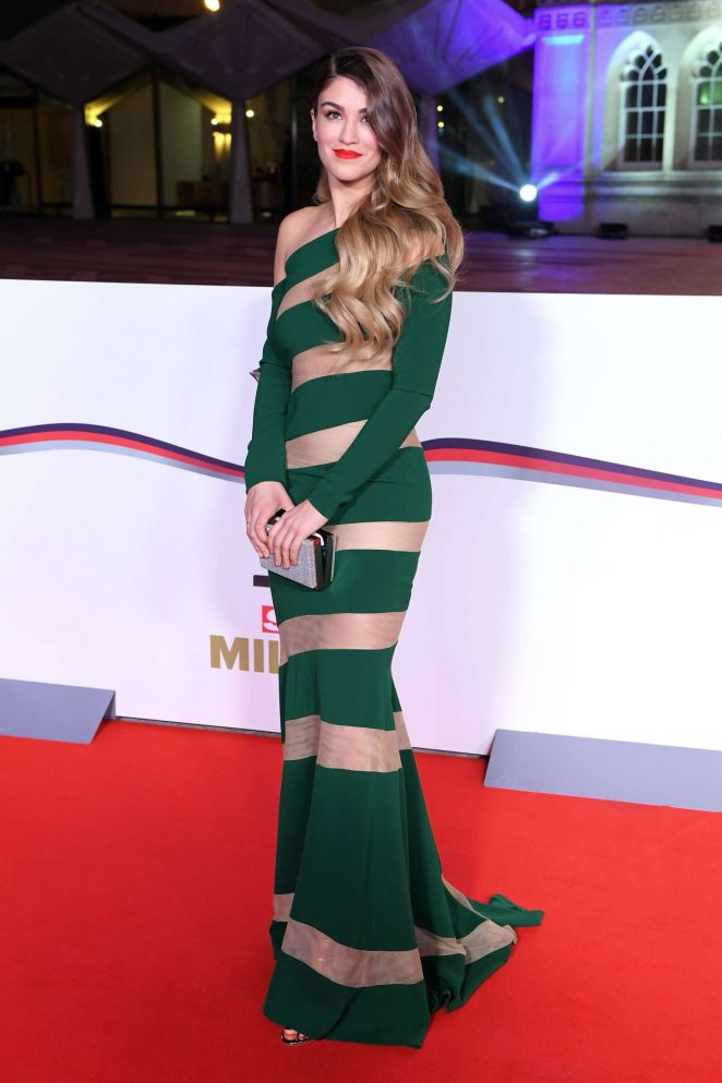 Amy Willerton - The Millies Guildhall in London