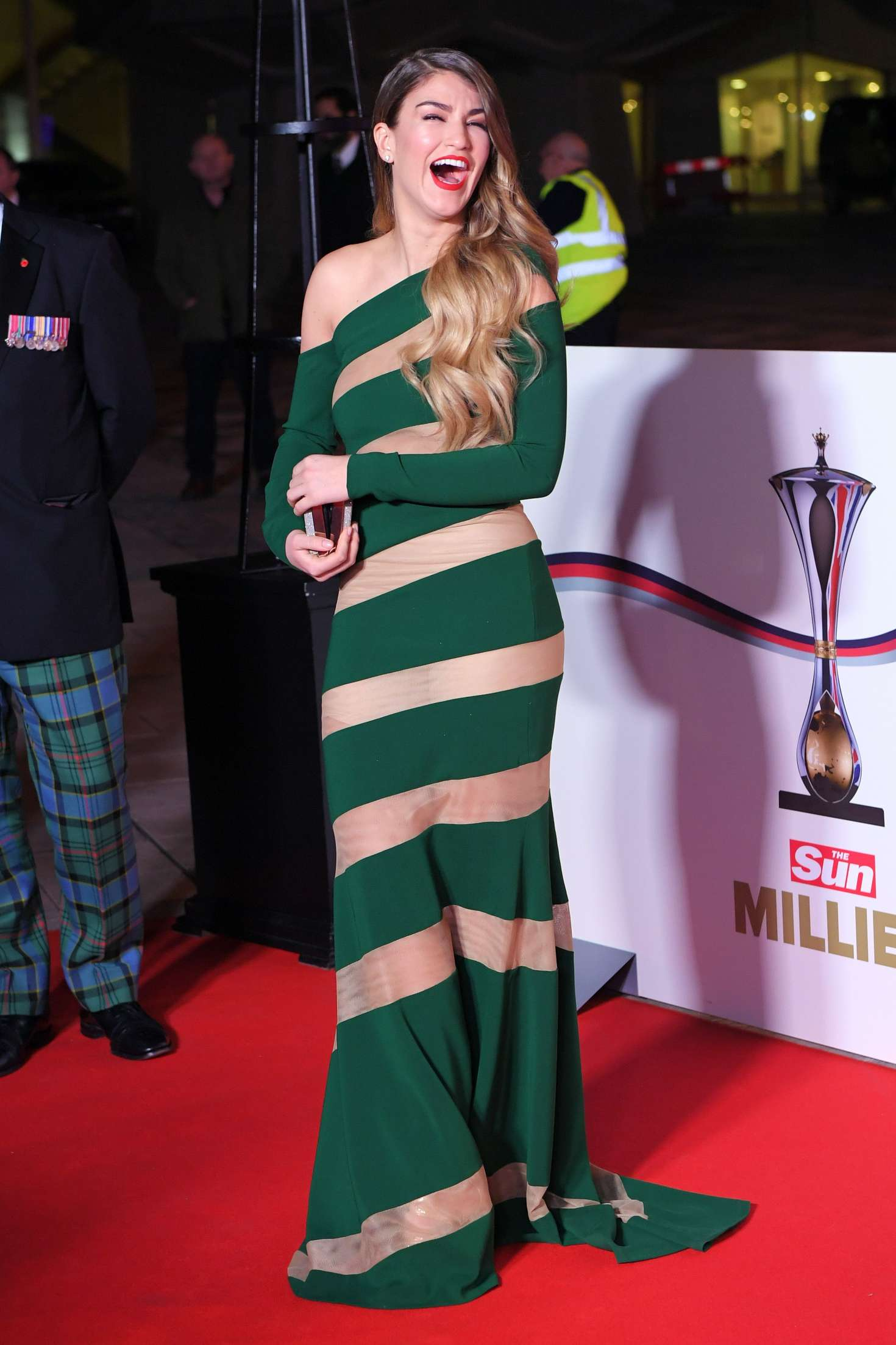 Amy Willerton 2016 : Amy Willerton: The Millies Guildhall in London -03