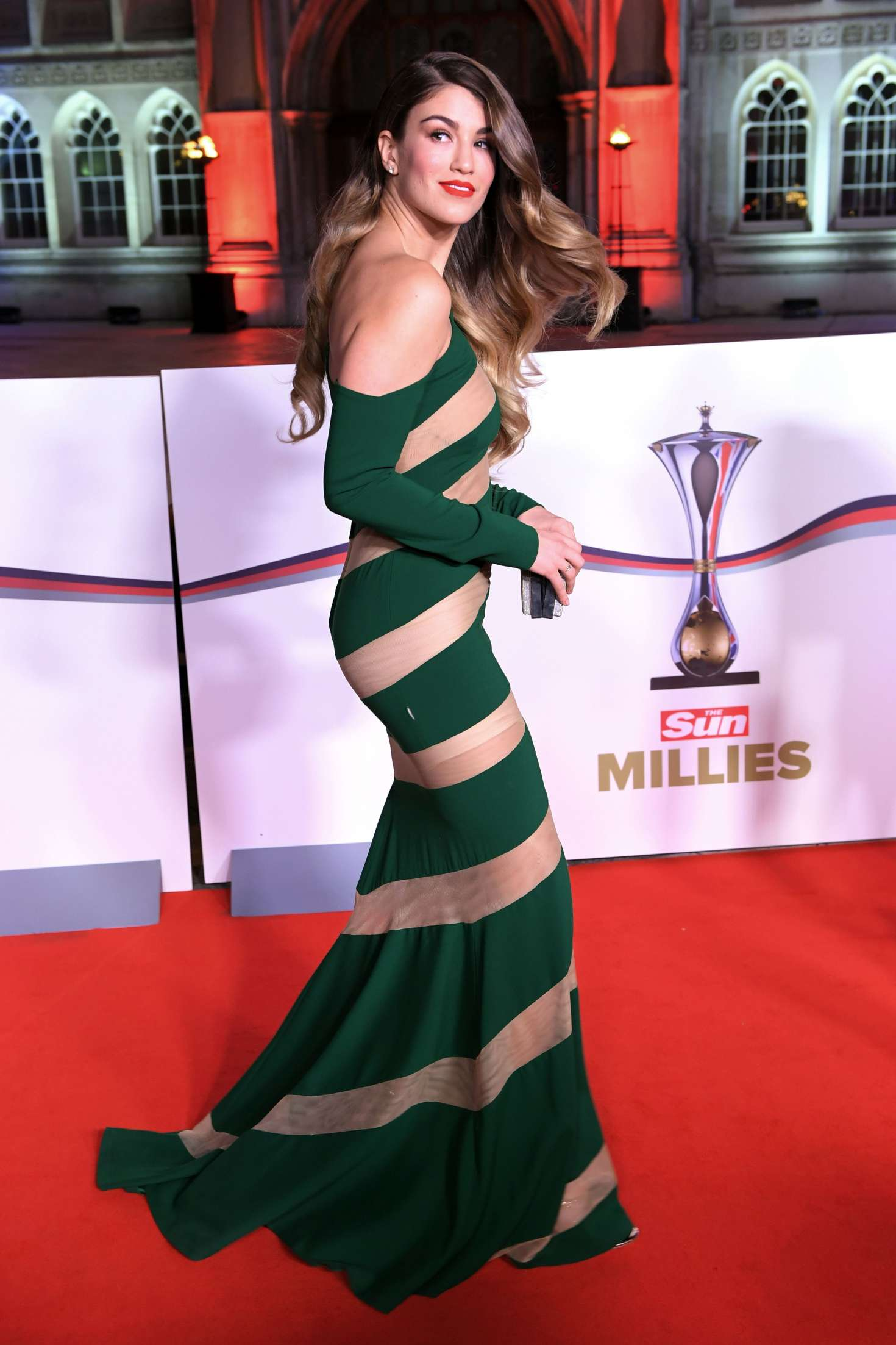 Amy Willerton 2016 : Amy Willerton: The Millies Guildhall in London -06