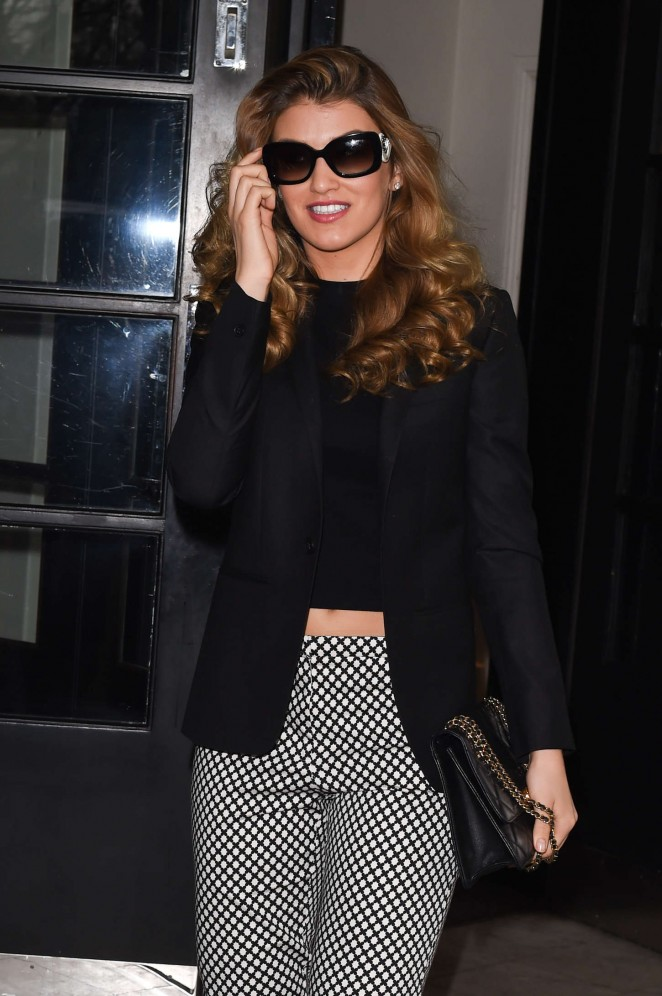 Amy Willerton – The Year Of Mexico Lunch in London