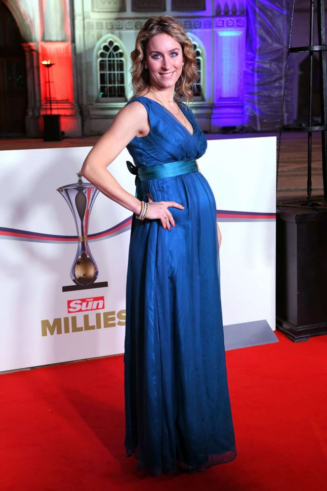 Amy Williams - The Millies Guildhall in London