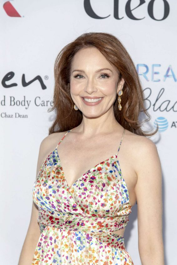 Amy Yasbeck - HollyRod Foundation's 21st Annual DesignCare Gala in Malibu