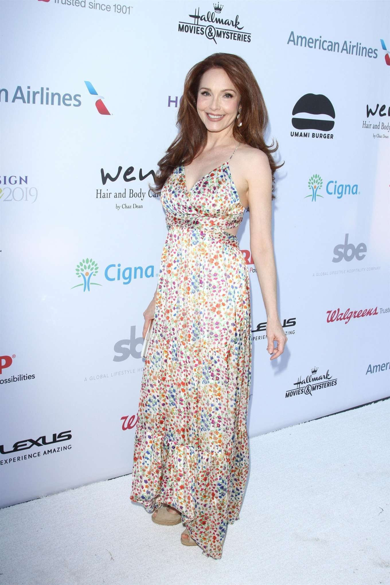 Amy Yasbeck amy yasbeck - hollyrod foundations 21st annual designcare