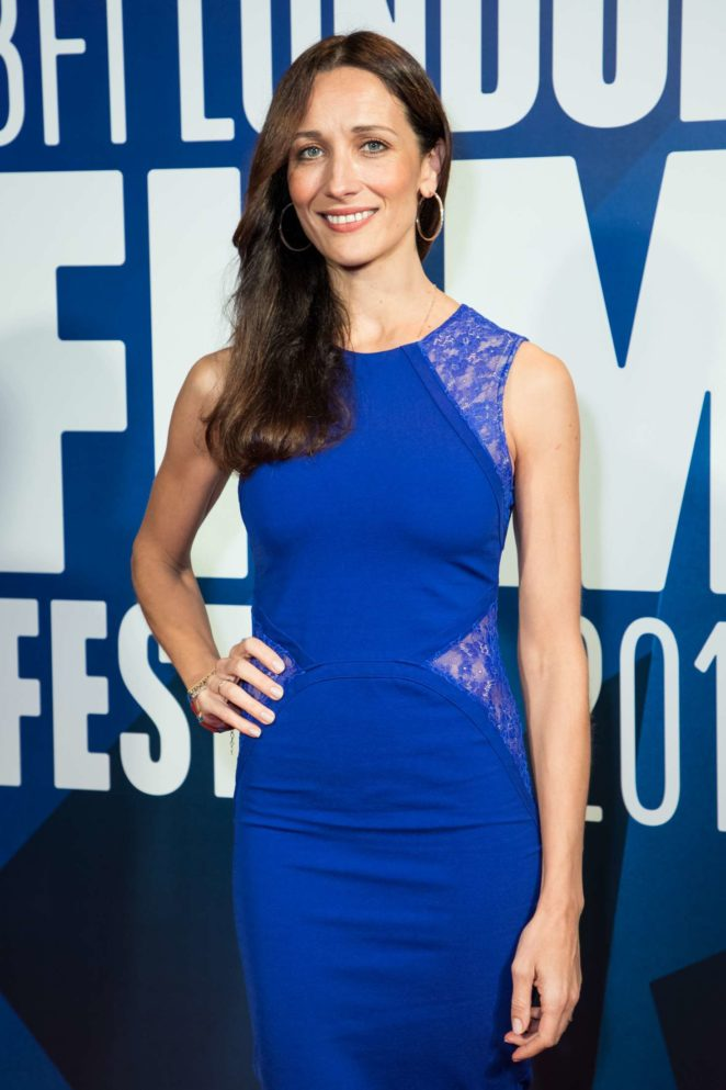 Ana Asensio - 61st BFI London Film Festival Awards in London
