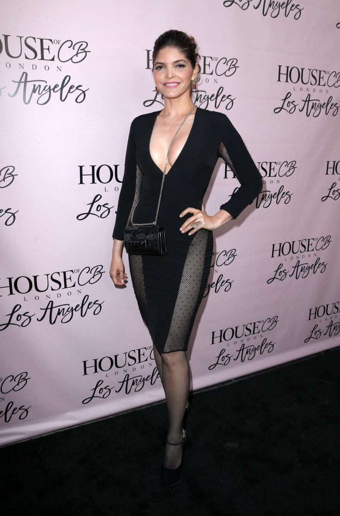 Ana Barbara - House of CB Launch in West Hollywood
