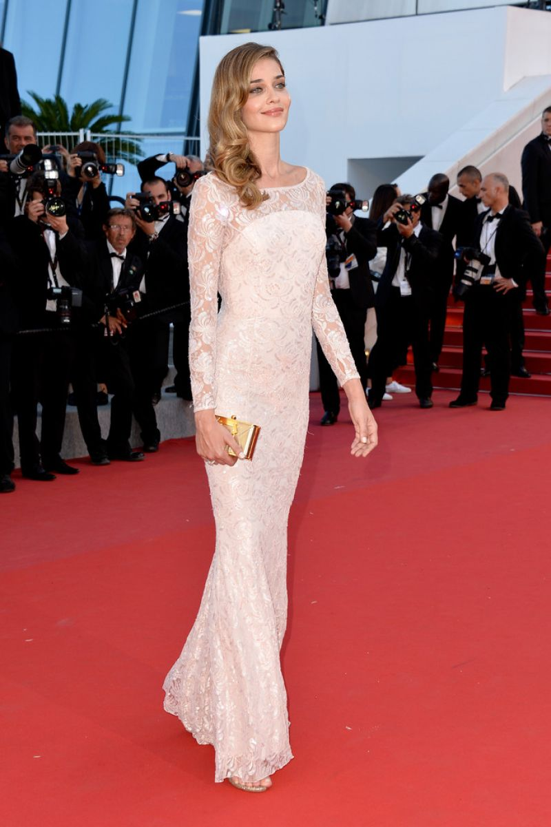 Ana Beatriz Barros - 'Inside Out' Premiere in Cannes