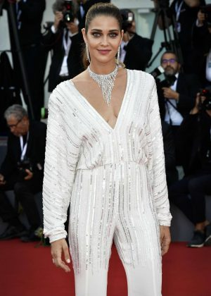 Ana Beatriz Barros - 'Roma' Premiere at 2018 Venice International Film Festival in Venice
