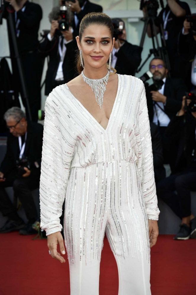 Ana Beatriz Barros – 'Roma' Premiere at 2018 Venice International Film Festival in Venice