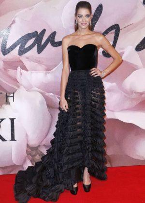 Ana Beatriz Barros - The Fashion Awards 2016 in London