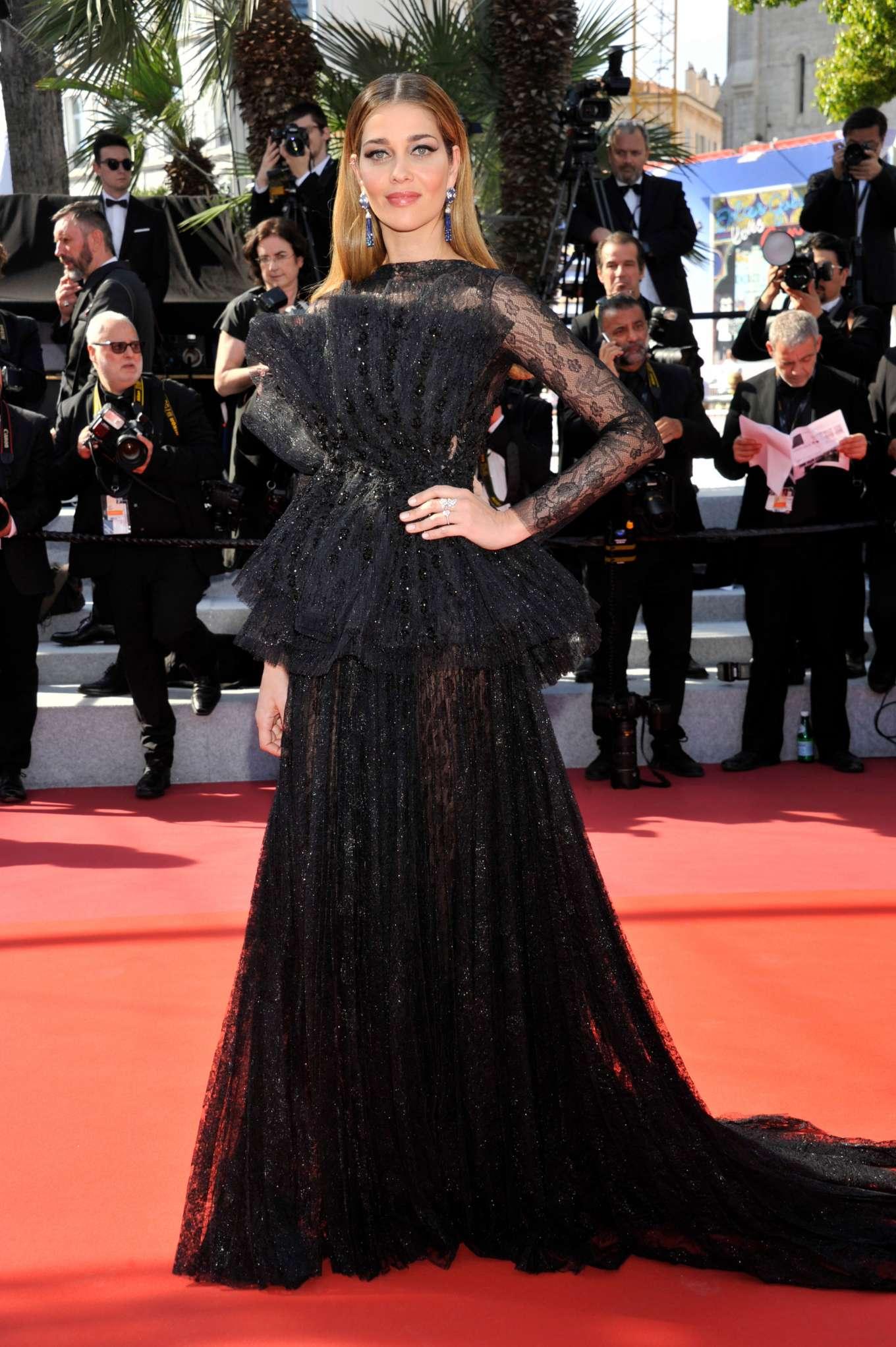 Ana Beatriz Barros 2019 : Ana Beatriz Barros: The Traitor Premiere at 2019 Cannes Film Festival-11