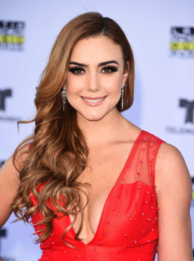 Ana Belena - Latin American Music Awards 2017 in Los Angeles