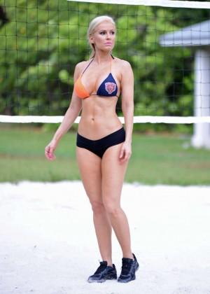 Ana Braga in Bikini -01