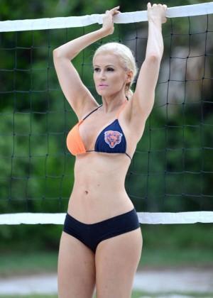 Ana Braga in Bikini -02